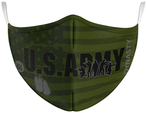 Army Protect+ Mask - Dynasty Athletics