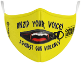 Unzip Your Voice Protect+ Mask - Dynasty Athletics