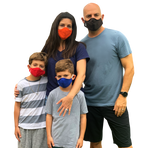 3 Pack of Personal Protection Masks (Clearance) - Dynasty Athletics