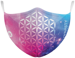 Flower of Life Protect+ Mask - Dynasty Athletics
