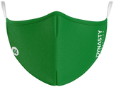 Green Protect+ Mask - Dynasty Athletics