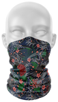 Koi Blossom Face Guard - Dynasty Athletics
