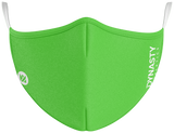 Lime Protect+ Mask - Dynasty Athletics