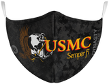 Marine Corps Protect+ Mask - Dynasty Athletics