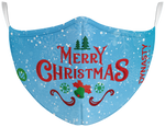Merry Christmas Protect+ Mask - Dynasty Athletics