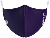 Purple Protect+ Mask - Dynasty Athletics