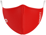 Red Protect+ Mask - Dynasty Athletics