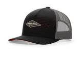 Lacrossewear Laser Dots Trucker Cap - Dynasty Athletics