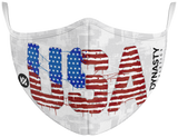 USA Drip Protect+ Mask - Dynasty Athletics