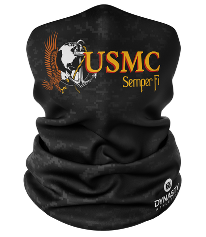 Marine Corps Face Guard - Dynasty Athletics