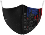 American Veteran Protect+ Mask - Dynasty Athletics