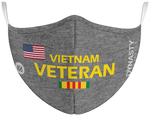 Vietnam Veteran Protect+ Mask - Dynasty Athletics
