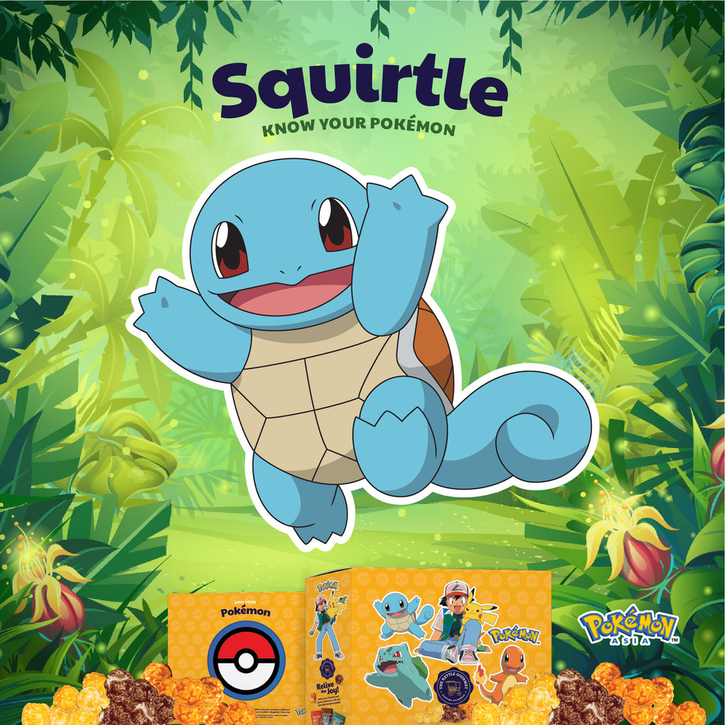 The Kettle Gourmet Squirtle