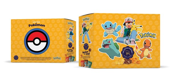 Pokémon Gift Box by The Kettle Gourmet