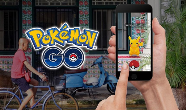 Pokemon GO, the augmented reality smash hit mobile game that allowed players to catch pokemon in real life loactions