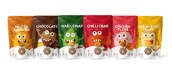 6 Specialty and Local flavours of our Snack Monsters