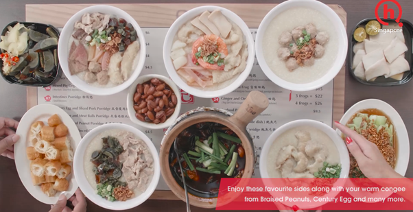 Sin Heng Kee Side dishes