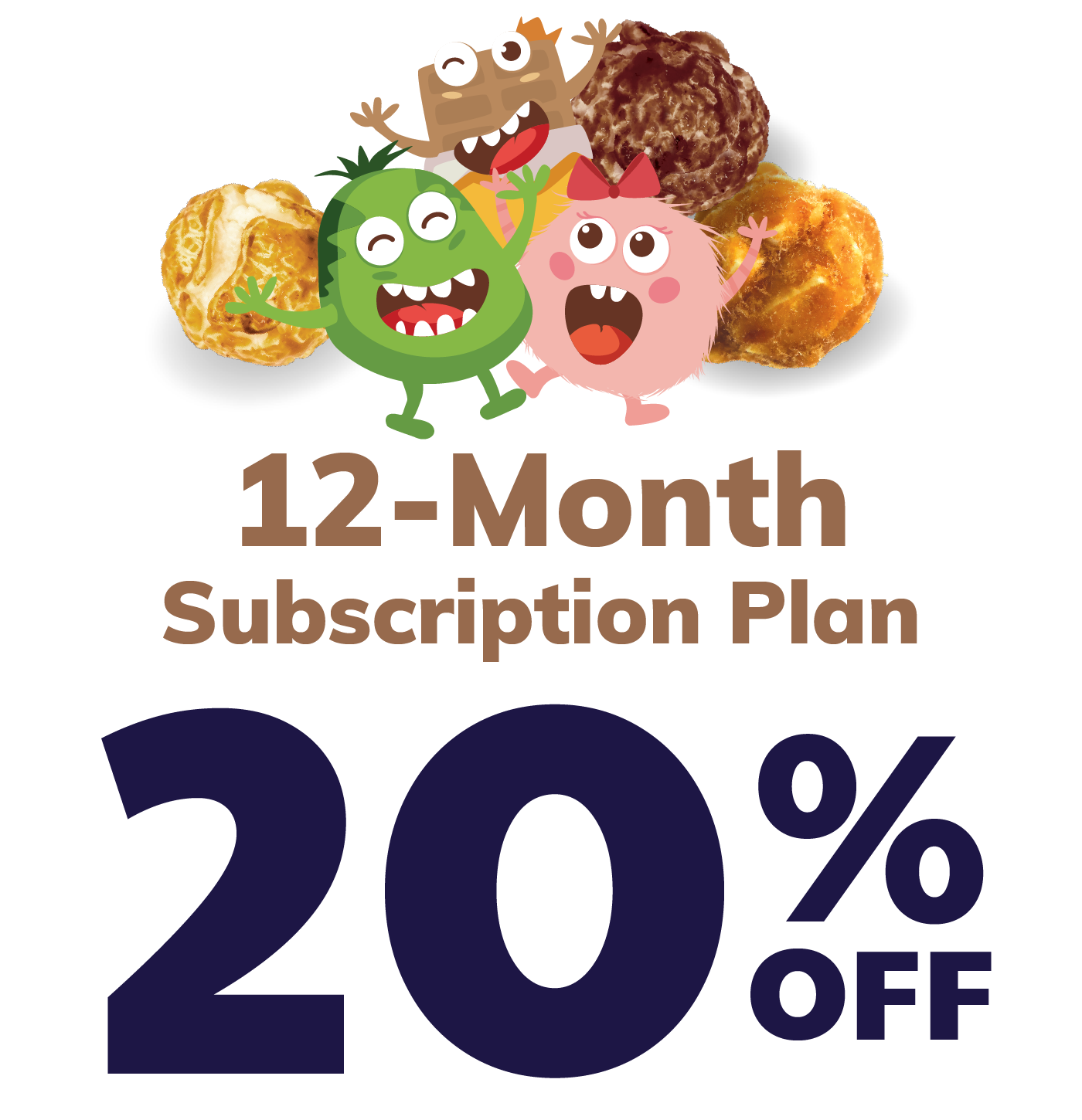 12-Month Subscription Plan