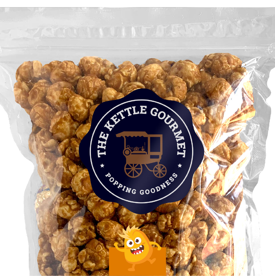 TKG Salted Caramel Flavoured Popcorn (Family Pack)