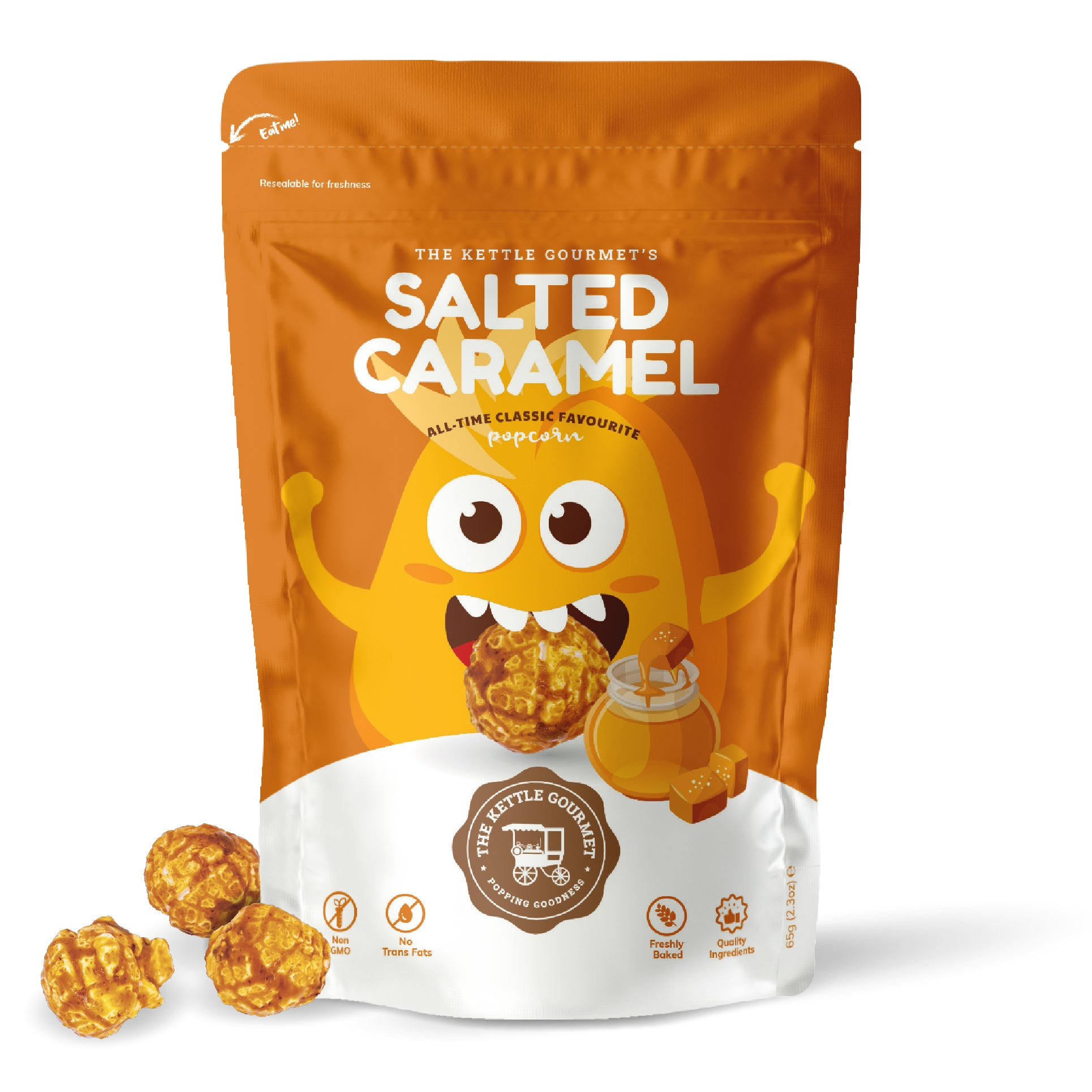 TKG Salted Caramel (All-time Classic Favourite Popcorn)