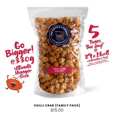 Chilli Crab (Family Pack)