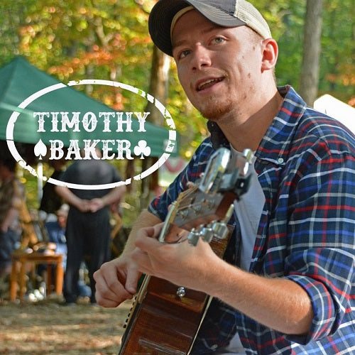 Timothy Baker 8:30 PM BST Thursday 15 April