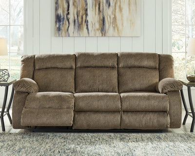 Burkner Signature Design by Ashley Reclining Power Sofa image