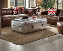 Load image into Gallery viewer, Brancaster Aluminum Coffee Table image