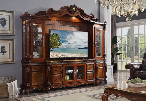 Picardy Cherry Oak Entertainment Center image