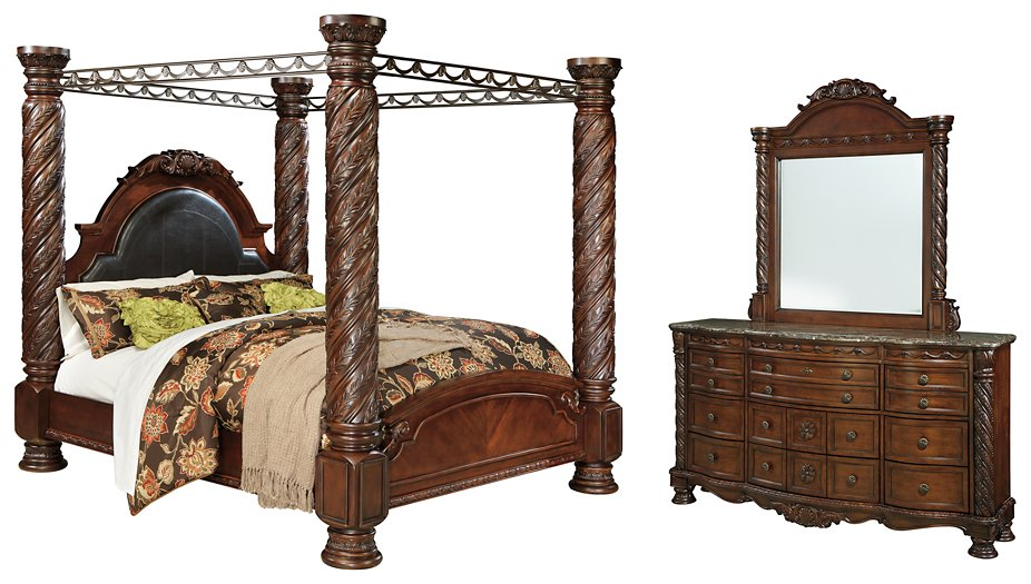 North Shore Millennium 5-Piece Bedroom Set image
