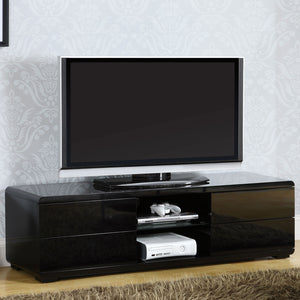 "Cerro Black 59"" TV Console, Black"