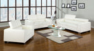 Makri White Sofa + Love Seat image