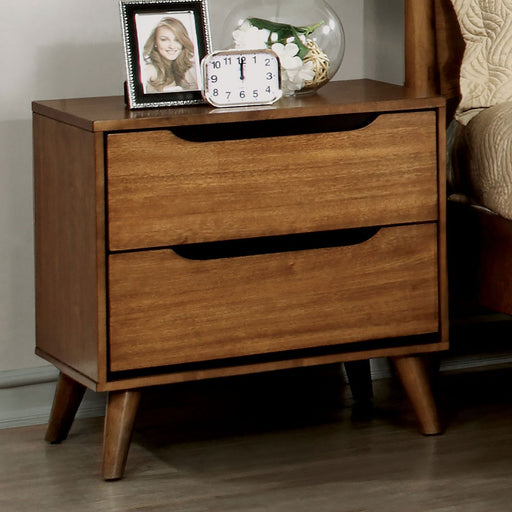 Lennart Oak Night Stand image