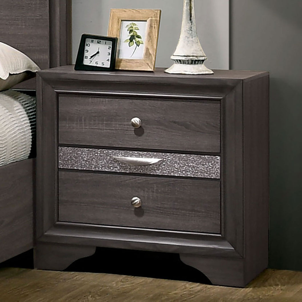 Chrissy Gray Night Stand