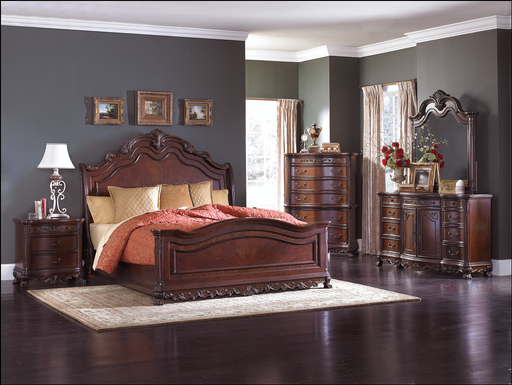Homelegance Deryn Park 4-Piece Bedroom Set image