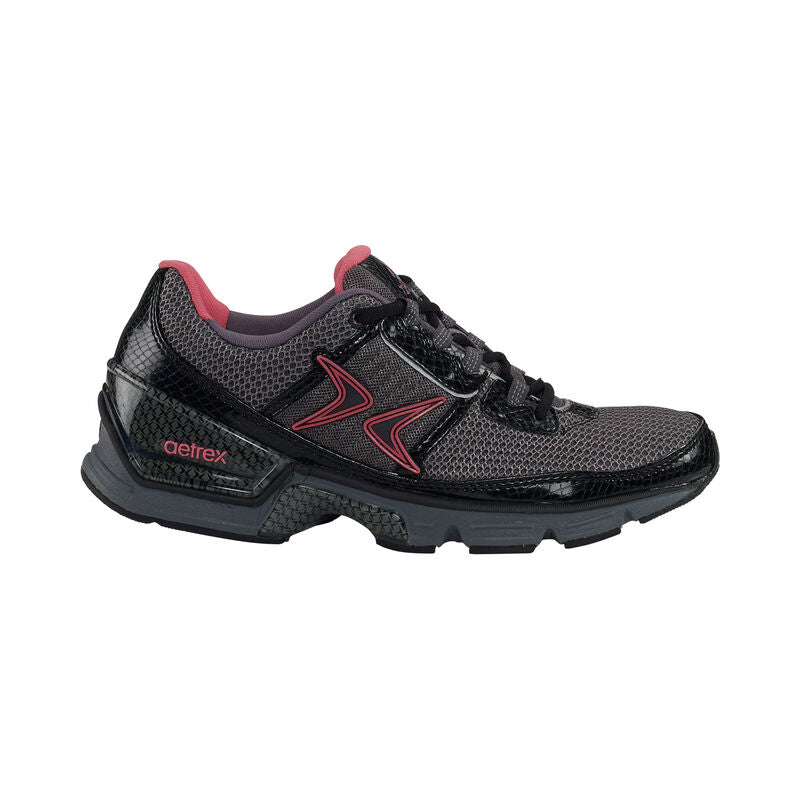 Xspress Fitness Runner Black/Coral