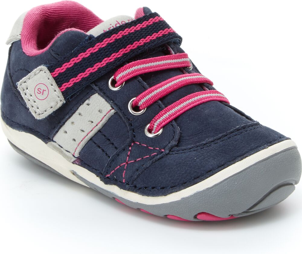 Srtech soft motion artie shoe - Navy/Pink