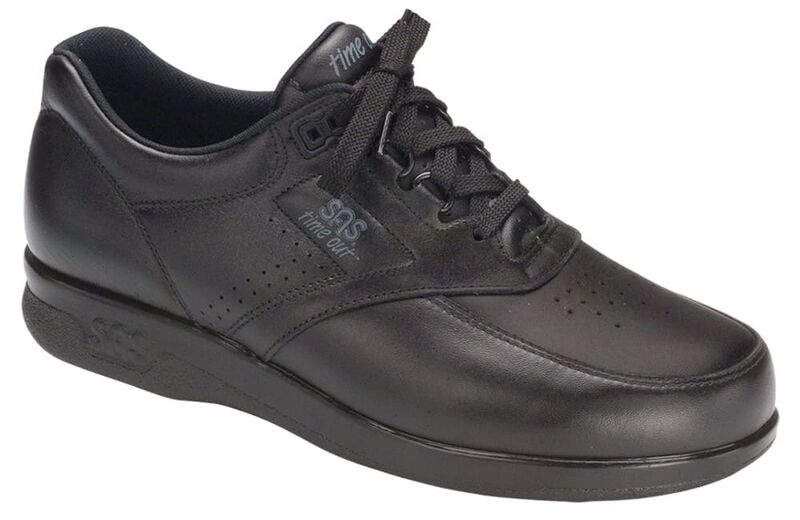 Time Out Walking Shoe - Black