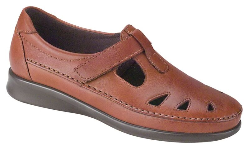 Roamer Slip On Loafer - Chestnut