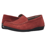 Alice Red Suede