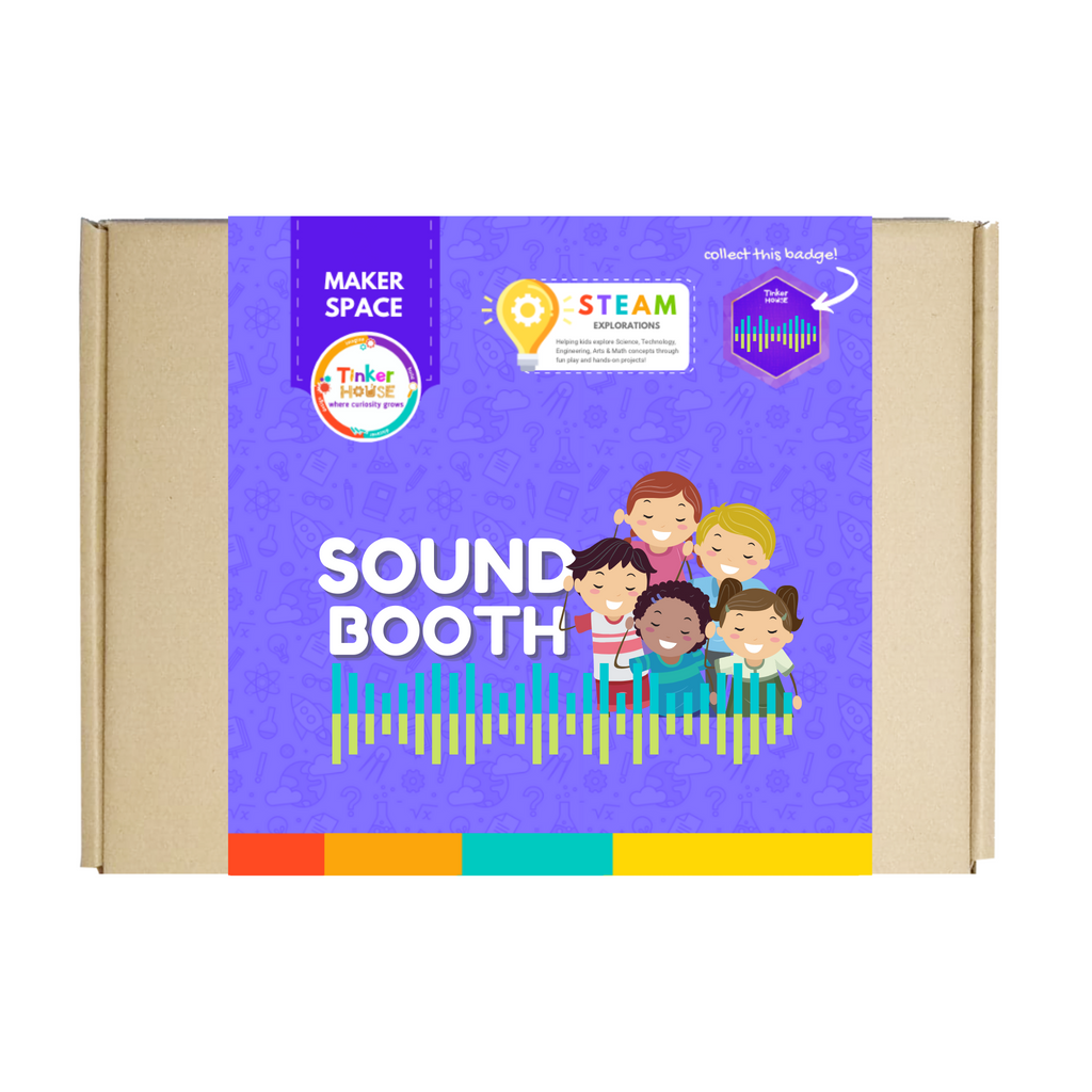Sound Booth Tinker Kit