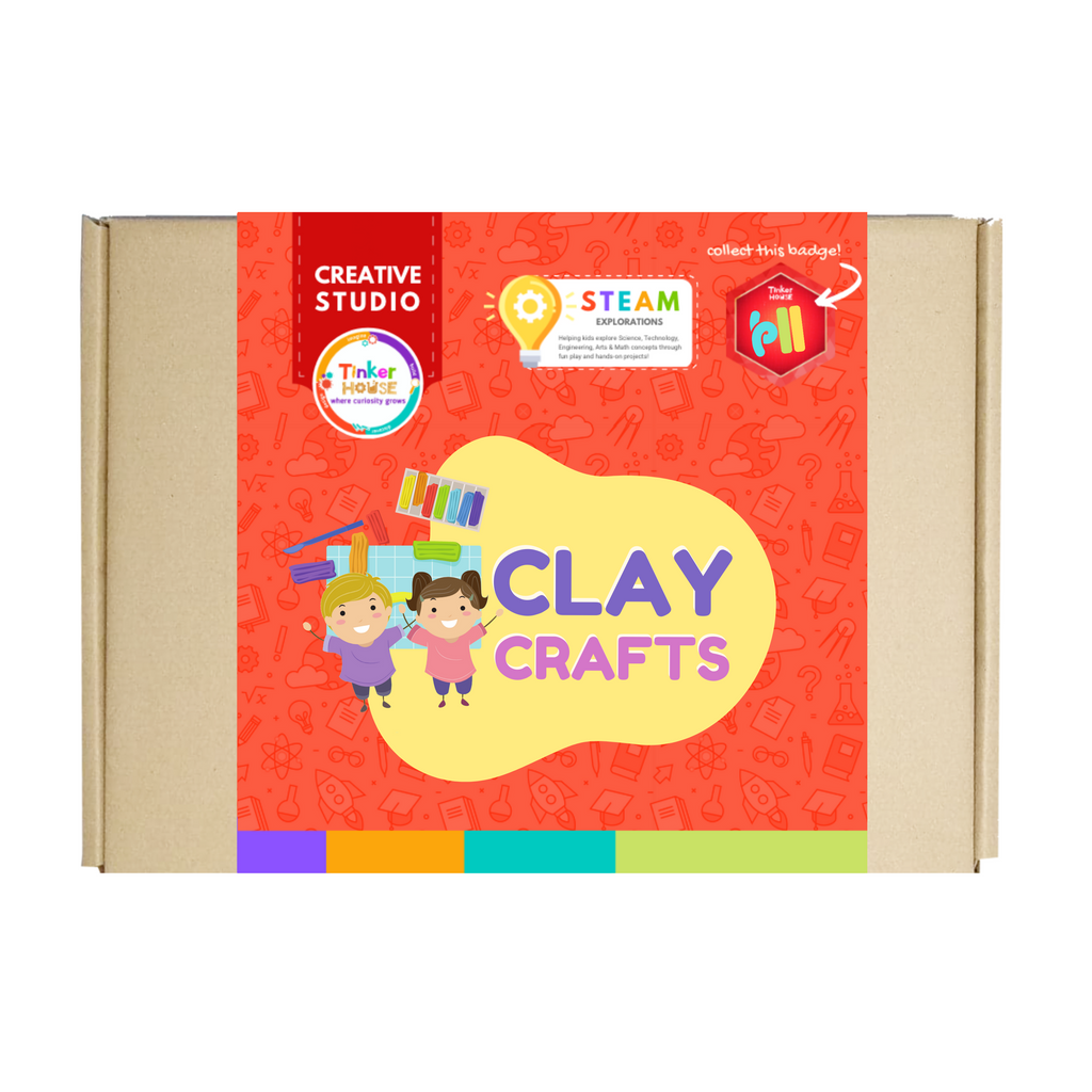 Clay Crafts Tinker Kit