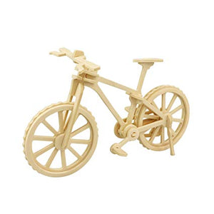 3D Puzzle: Bicycle