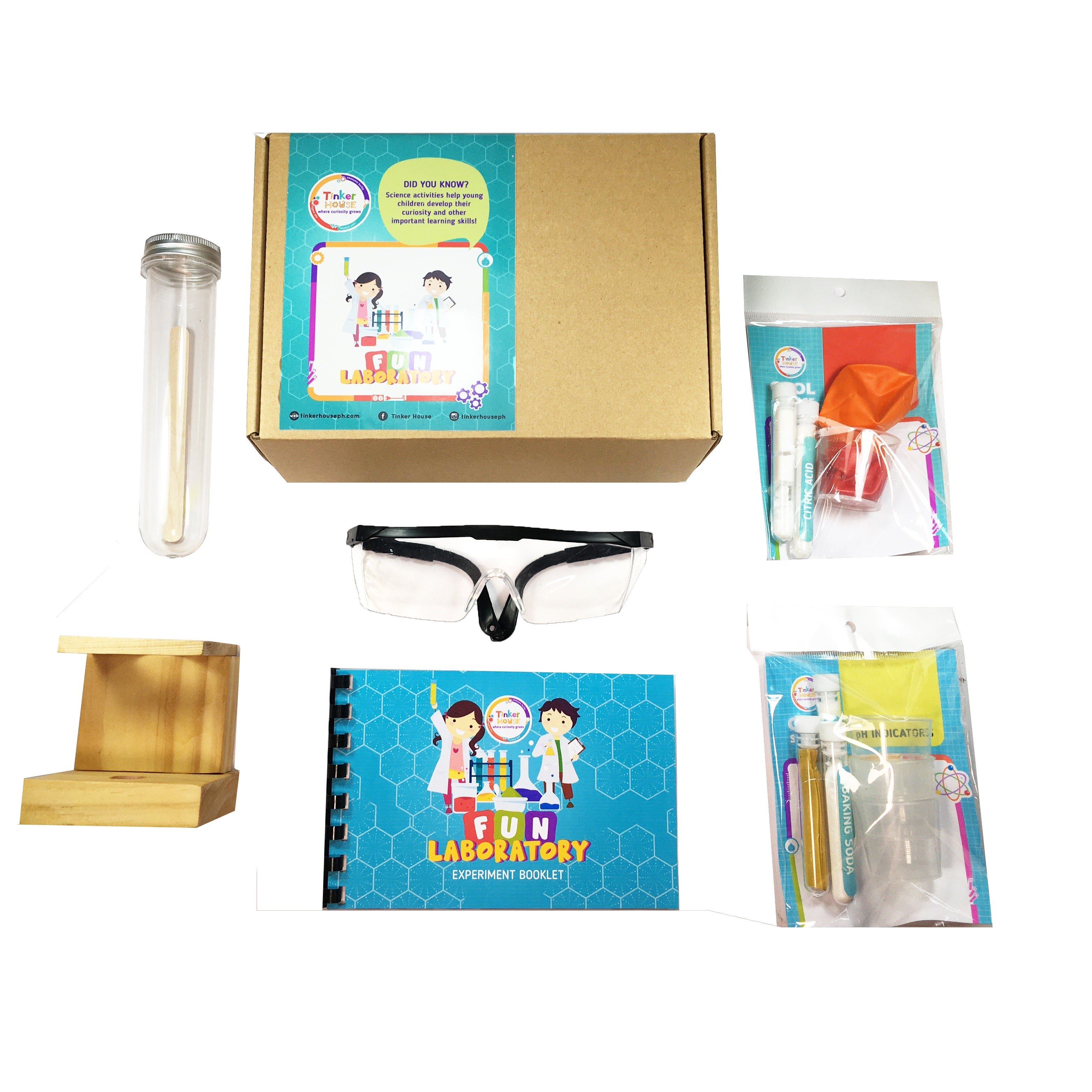 Fun Laboratory Kit
