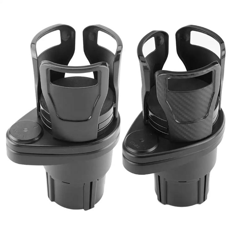 Adjustable Size Dual Car Cup Holder - Limitless Bargains