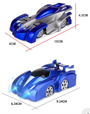 Anti Gravity Wall/Ceiling Climbing Remote Controlled Car