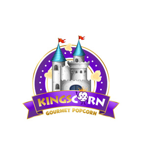 Kingscorn Flavored Popcorn
