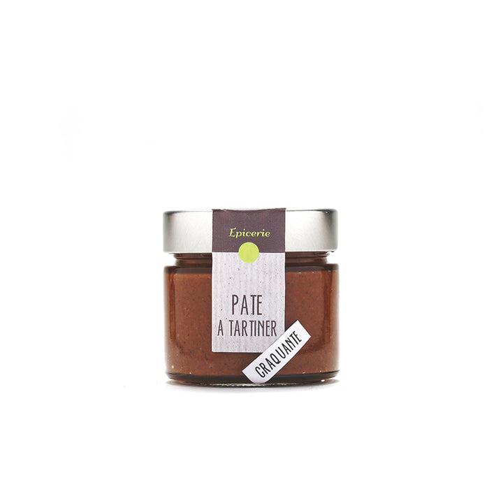 Pot de pâte à tartine chocolat noisette - Vendu par Thierry Court