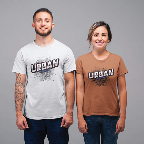 Urban Limited Brush Unisex T-Shirt