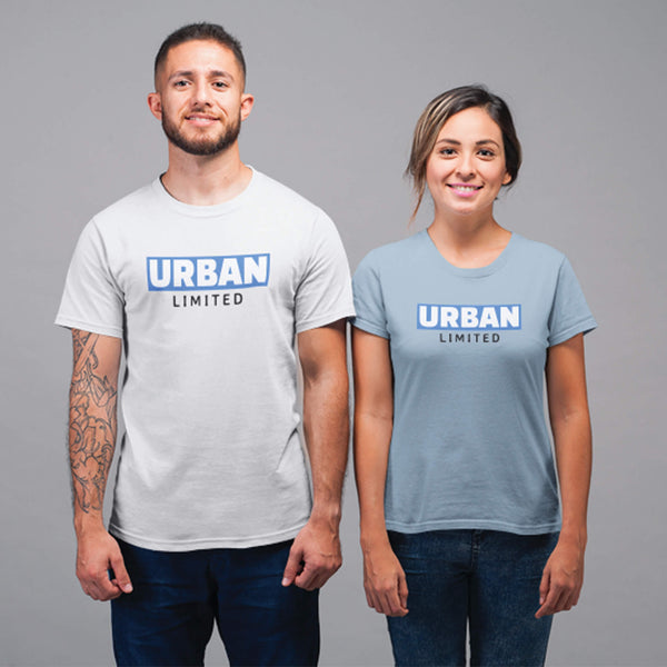 Urban Limited Logo Unisex T-Shirt